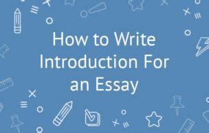 How to write application essay